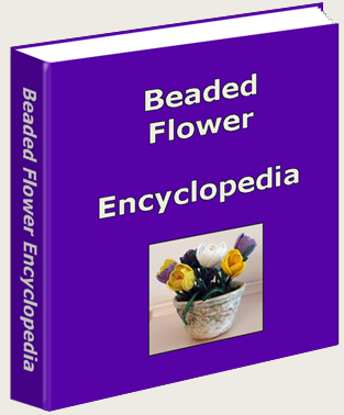 how to make beaded flowers instructions